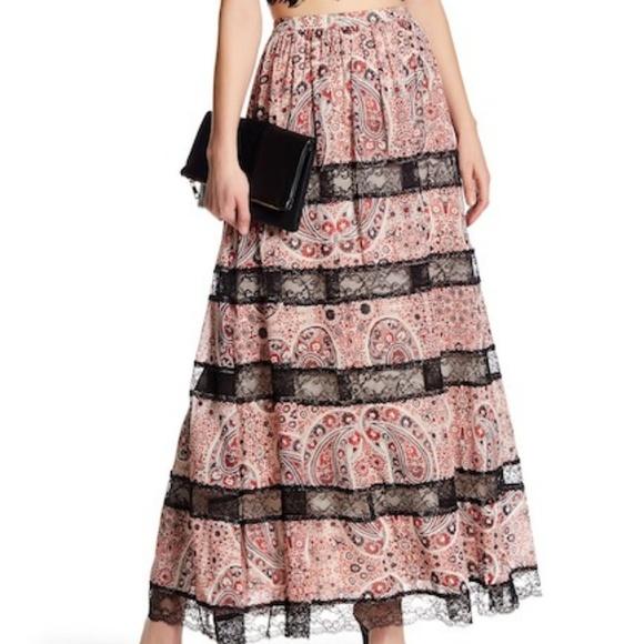 db78b2e0fae5 Alice + Olivia Dresses & Skirts - ALICE+OLIVIA 'Hetty' Maxi Boho Skirt